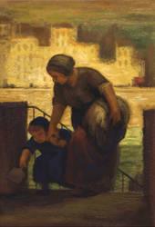 Daumier Study