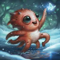 KeyForge: Fuzzy Gruen Art