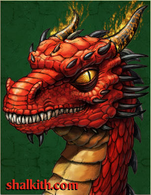 Red Dragon Two -Childe by VegasMike
