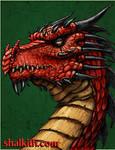 Red Dragon Five- Elder Serpent