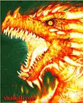 Red Dragon Eight- Elder Wyrm