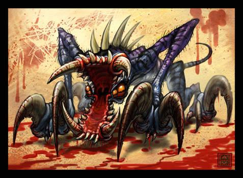 Blood Splattered Carnage