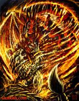 Flame Wings by VegasMike