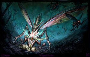 Winged Healer