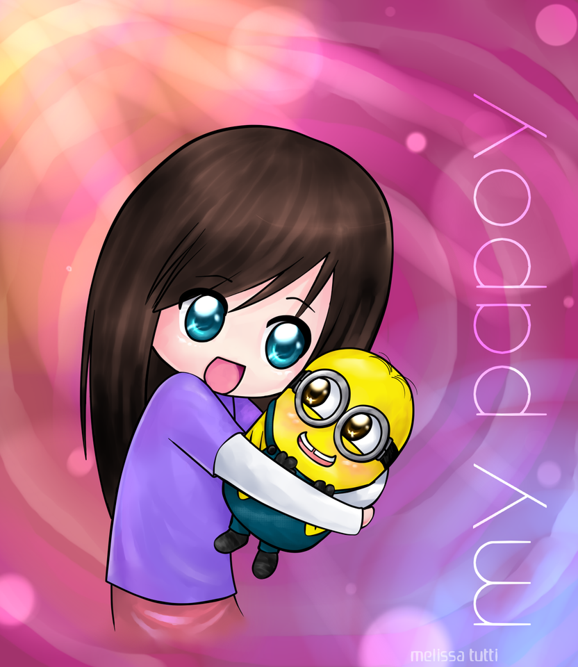 You Are My Papoy by Menechi