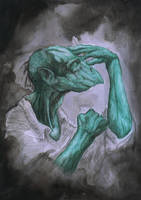 Nosferatu by Sosak