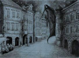 Prague phantom by Sosak