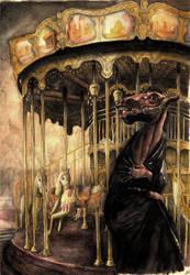 Dr Moreau 2 by Sosak
