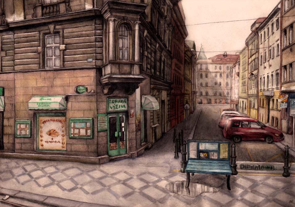 I. P. Pavlova by Sosak