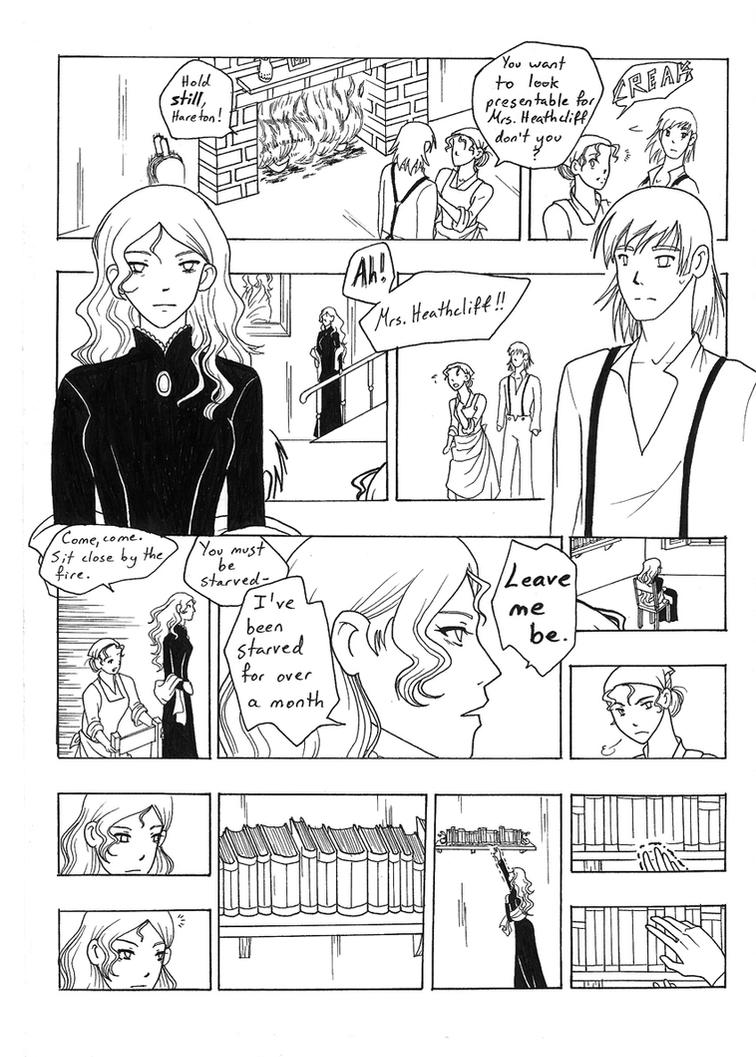 browsing manga anime on pg01 01 wuthering heights by aniemae