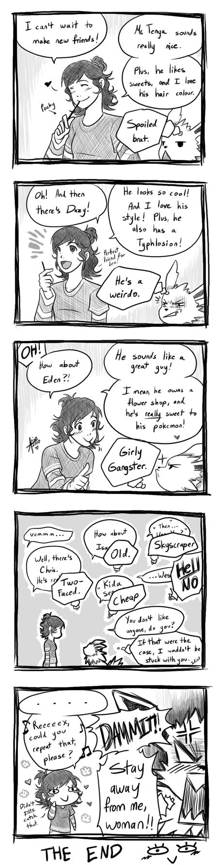 Potential Male Friends - UBF by Aniemae on DeviantArt