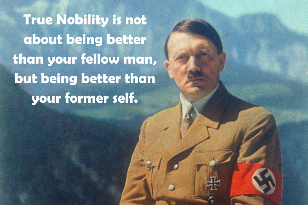 a biography of adolf hitler the fuhrer The existing authority of the reich president will consequently be transferred to the führer and reich chancellor, adolf hitler he will select his deputy section 2 as a political title it is most associated with the nazi dictator adolf hitler, who was the only person to hold the position of führer führer and reich chancellor of.