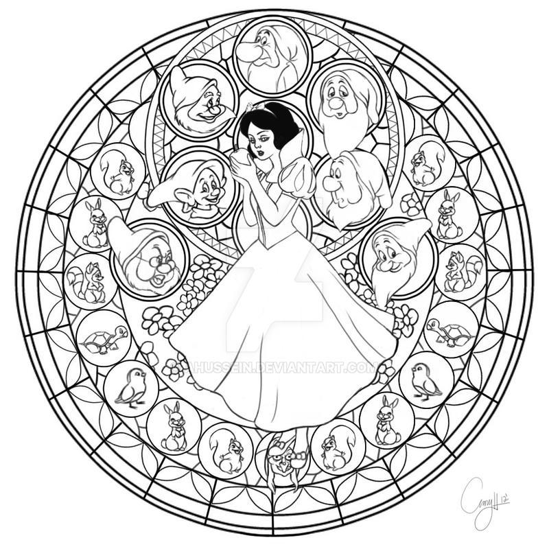 station of awakening snow white lw by ahussein on deviantart