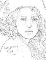 Happy birthday Tem! by AHussein