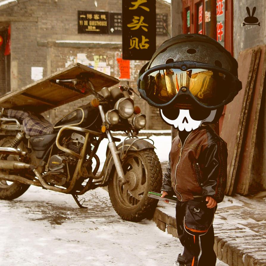 Rider by daskull