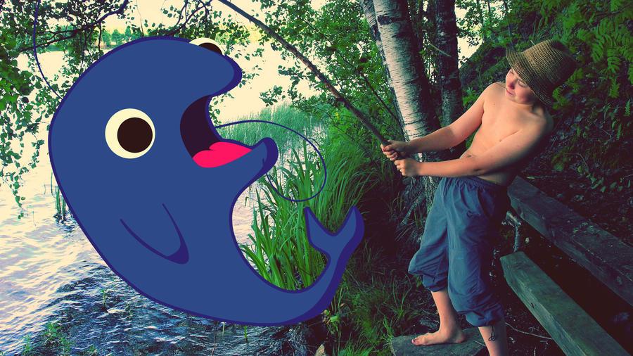 Big Fish by daskull