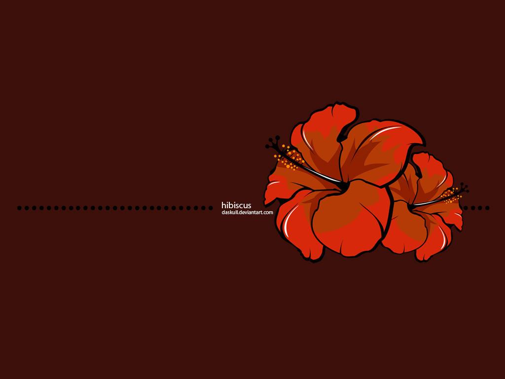 Hibiscus by daskull