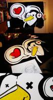 penguin love music