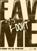 DON'T FAV ME by daskull