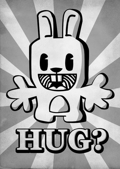 Hug? by daskull