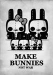 Make bunnies not war