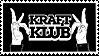 Kraftklub Stamp by buttfreckles