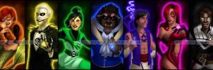 Disney Lantern Corps