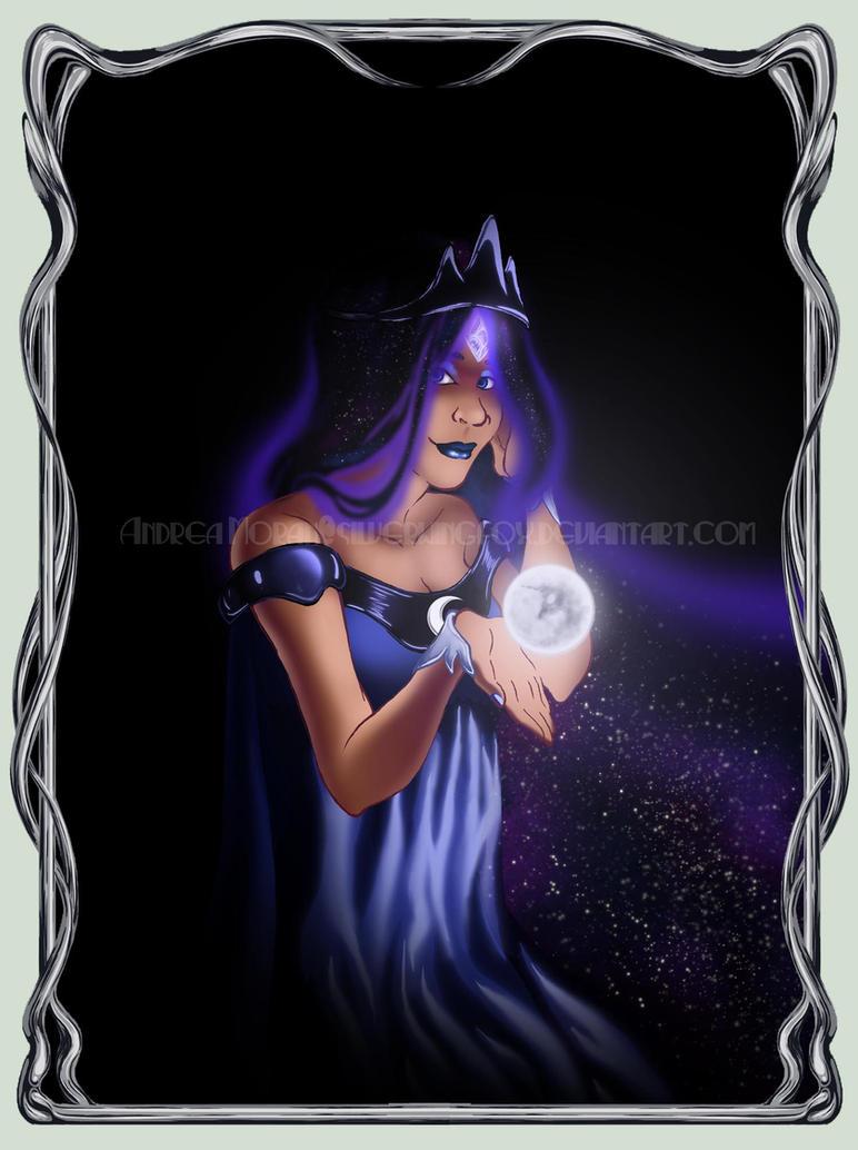 Princess Luna by Silverwingfox