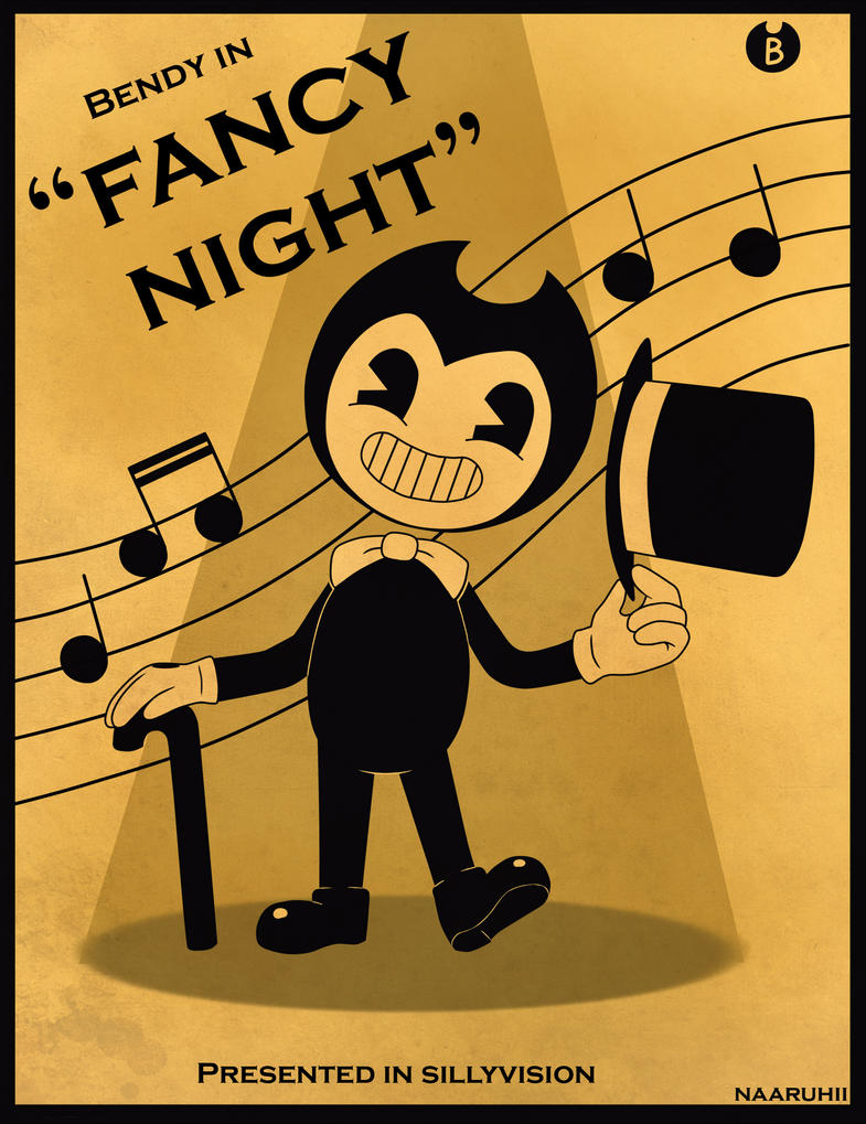 bendy and the ink machine contest