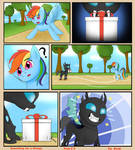 Something for a Change pt2 by PonyxWright