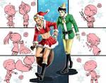 ST: Santa Claus and His Elf