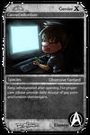 CanneDeBonbon Trading Card