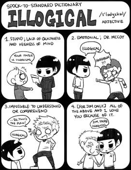 ST: Illogical by CanneDeBonbon