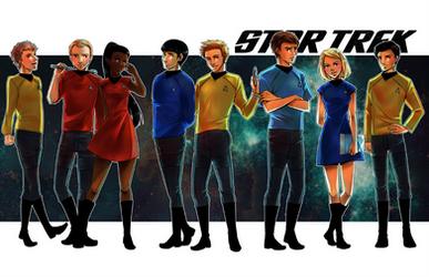 ST: le crew