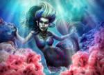 Mandarin Mermaid
