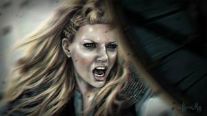 Shieldmaiden - Lagertha of Vikings