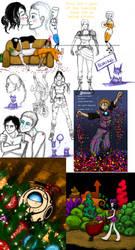 doodle dump 2011-2012