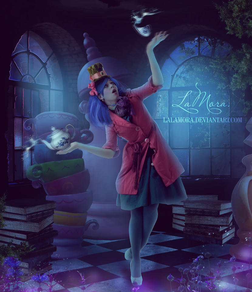 Mad House of a Mad Hatter by LaLaMora