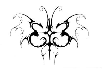 Tribal Tattoos With Image Lower Back Tribal Tattoo Designs For Female Tattoo Picture 10