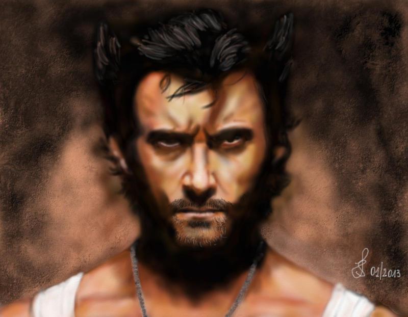 Wolverine by Saryetta86