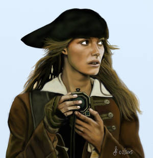 Elizabeth Swann -  Pirates of the Caribbean