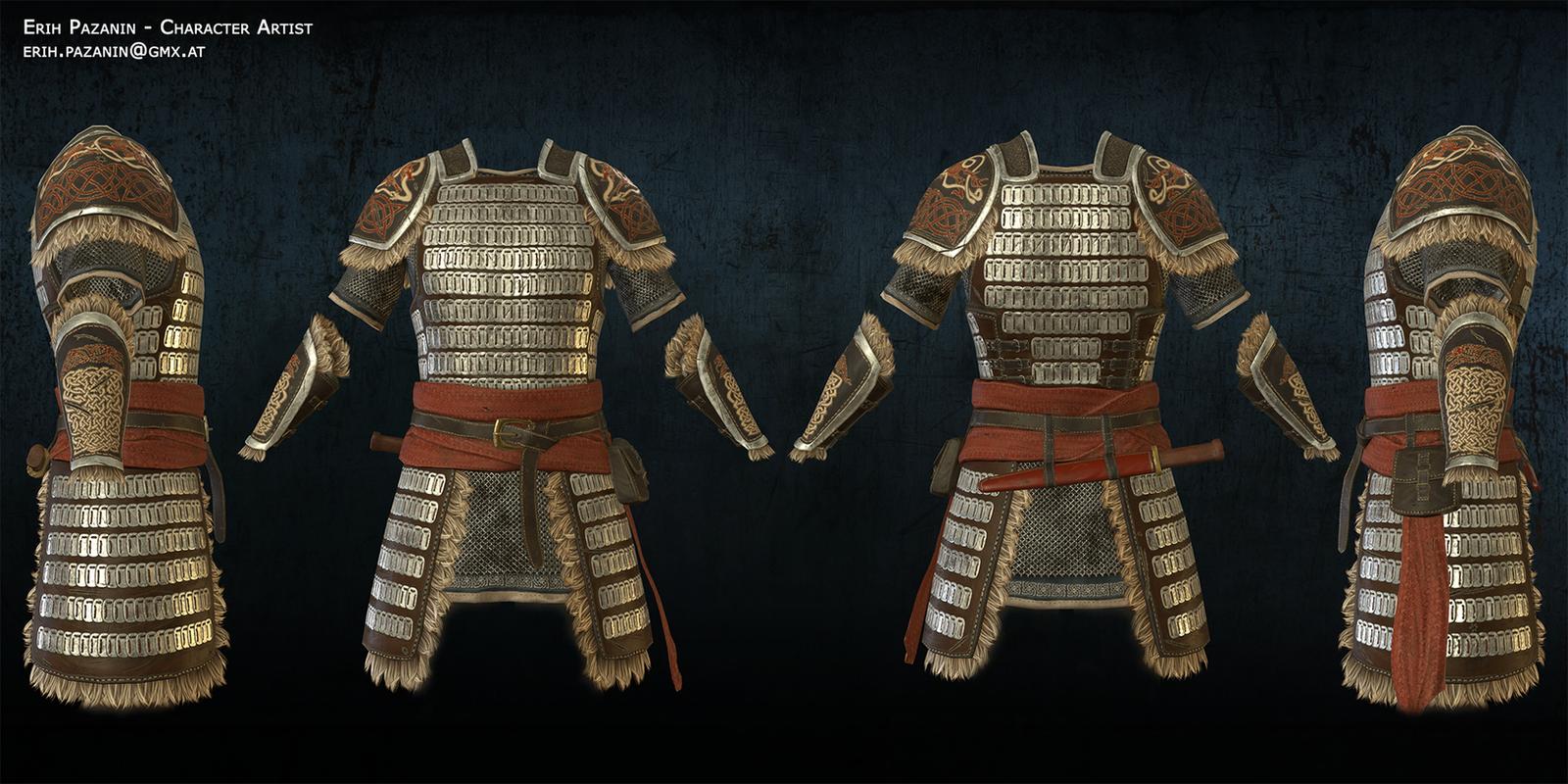 varangian armor by biomag83 on deviantart