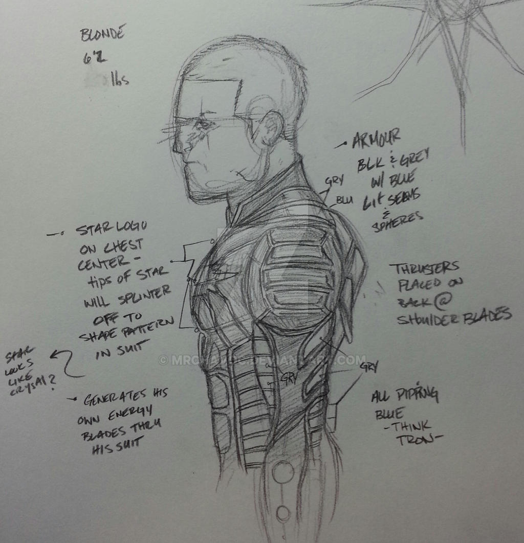 Longshot Re-Designs 2nd Draft by MrCHavoc