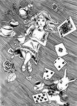Taking Tea in Wonderland