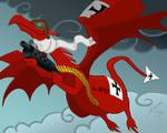 Red Baron Dragon