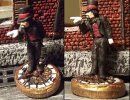 The Watchmaker by JordanGreywolf
