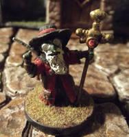 Warcraft: Mon Signor Simony, Priest of Mammon by JordanGreywolf