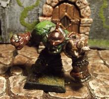 Warcraft: Orc Kitbash by JordanGreywolf