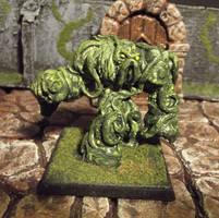 Warcraft: Swamp Shambler Conversion by JordanGreywolf