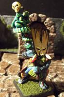 Warcraft: Troll Shaman by JordanGreywolf